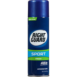 Right Guard Fresh Anti-Perspirant Deodorant - 6 Oz