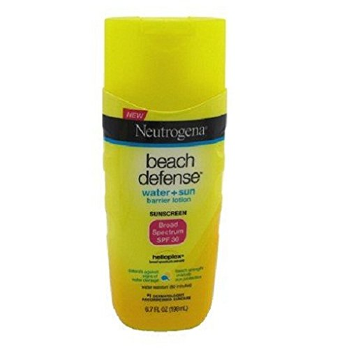 Neutrogena Sunscreen Beach Defense Lotion SPF 30 - 6.7 oz