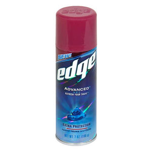 Edge Extra Protection Shave Gel Men Shave Gel -  7 OZ