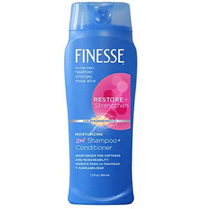 Finesse 2 in 1 Moisturizing Shampoo and Conditioner - 13 oz