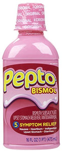 Pepto-Bismol Original Liquid - 473 ml