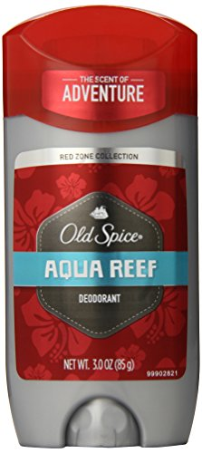 Old Spice Red Zone Collection Aqua Reef Scent Deodorant - 3 oz