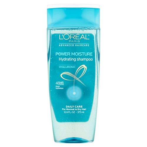 Loreal Advanced Haircare Power Moisture Hydrating Shampoo -  12.6 oz