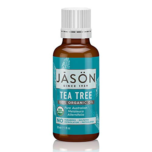 Jason Natural Products - Tea Tree Oil 100% - 1 oz.