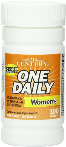 21st Century One Daily Womens Tablets - 100 Ea.