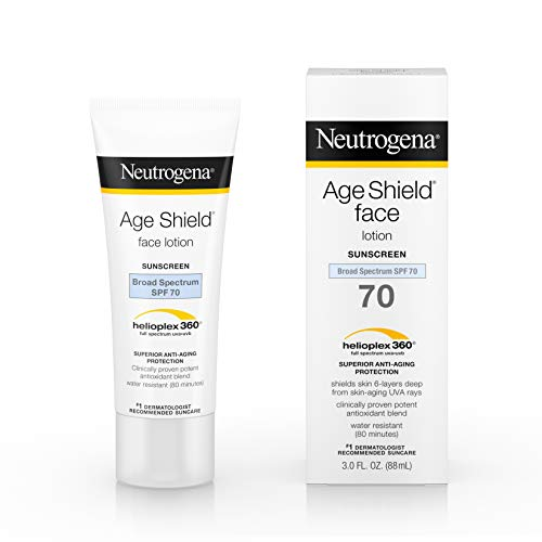 Neutrogena Age Shield Sunblock With SPF 70 - 3 OZ