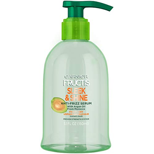 Garnier Fructis Style Sleek & Shine Anti-Frizz Serum - 143 ml