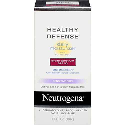 Neutrogena Healthy Defense Daily Moisturizer SPF 50 - 1.7 OZ