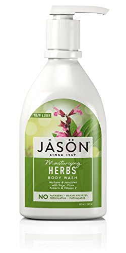 Jason Natural Products - Satin Shower Body Wash Herbal - 30 oz.