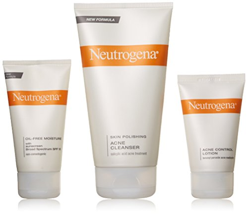 Neutrogena Advanced Solutions Complete Acne Therapy System - 1 ea