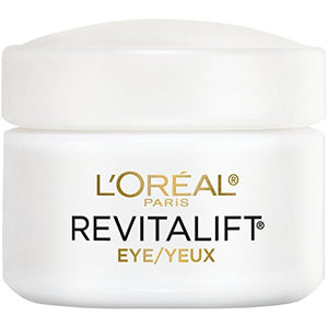L'Oreal RevitaLift Moisturizer,Anti-Wrinkle + Firming, Eye Cream - 0.5 oz