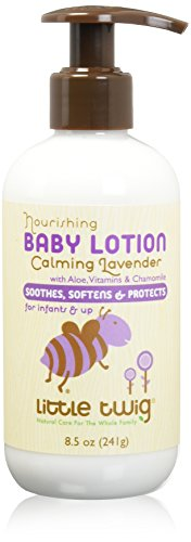 Little Twig, Baby Lotion, Calming Lavender, 8.5 fl oz.
