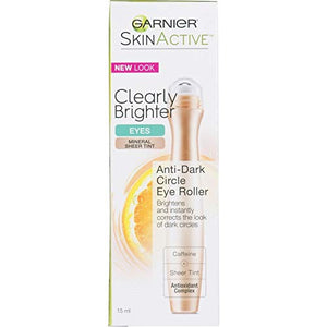Garnier Nutritioniste Skin Renew Anti-Dark-Circle Roller, Light/Medium -  15 ml