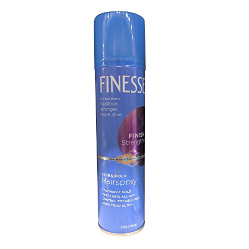 Finesse Self Adjusting Hairspray Extra Hold -  7 oz