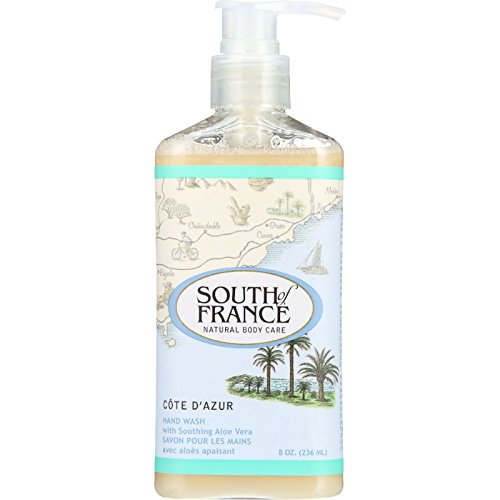 South of France - Hand Wash Cote D'Azur - 8 oz.
