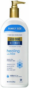 Gold Bond Ultimate Skin Therapy Lotion Healing with Aloe - 20 oz.