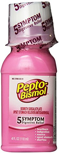 Pepto-Bismol Original AntiDiarrheal, Upset stomach Liquid - 118 ml