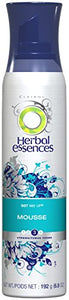 Herbal Essences Set Me Up Extra Hold Hair Mousse - 6.8 oz