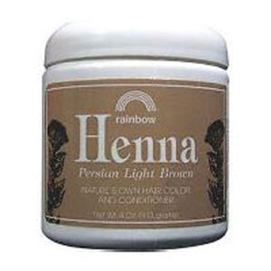 Rainbow Research - Henna Persian Hair Color Light Brown - 4 oz.