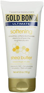 Gold Bond Ultimate Softening Shea Butter Lotion - 5.5 oz