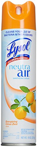 Lysol Neutra Air - Air Treatment Spray, Citrus - 10 Oz