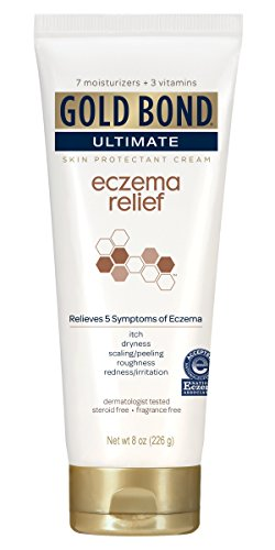 Gold Bond Ultimate Skin Therapy Eczema Relief Cream - 8 OZ