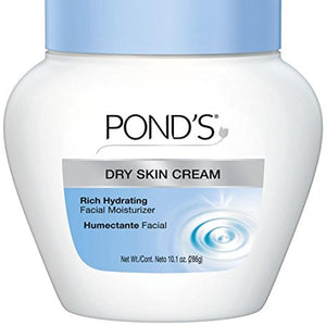 Ponds dry skin cream, extra rich skin cream - 10.1 oz