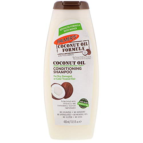 Palmers Coconut oil formula conditoning hair shampoo with exotic fragrance - 13.5 oz