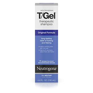 Neutrogena T-Gel therapeutic shampoo, original formula - 4.4 oz