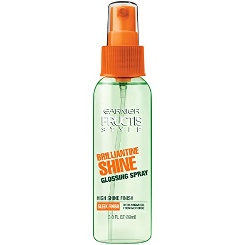 Garnier Fructis Shine Non-Aerosol Glossing Spray, Strong - 3 oz