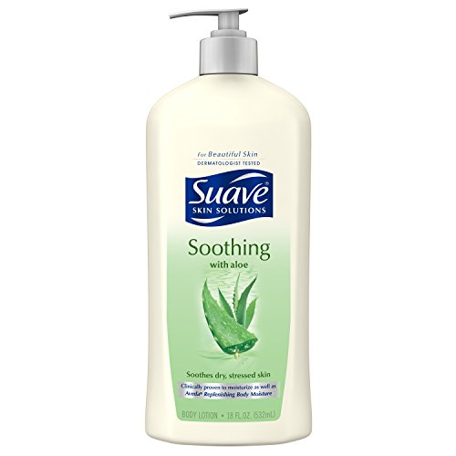 Suave Hand and Body Lotion with Aloe - 18 OZ