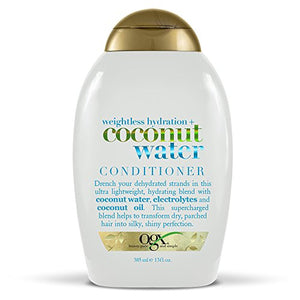 OGX Weightless Hydration Coconut Water Conditioner - 13 oz