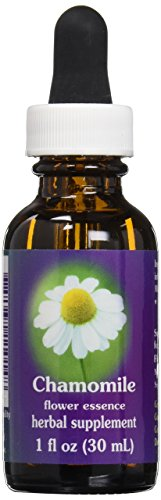 Flower Essence Services, Chamomile, Flower Essence - 1 fl oz.