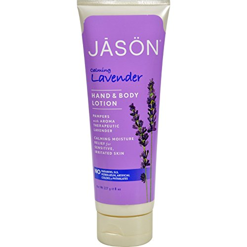 Jason Natural Products - Lavender Hand & Body Therapy Lotion - 8 oz.