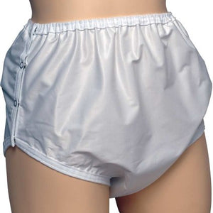 Sani-Pant Re-Usable Brief Snap-On, Large Size, Waist Size : 38 Inches-44 Inches - 1 ea