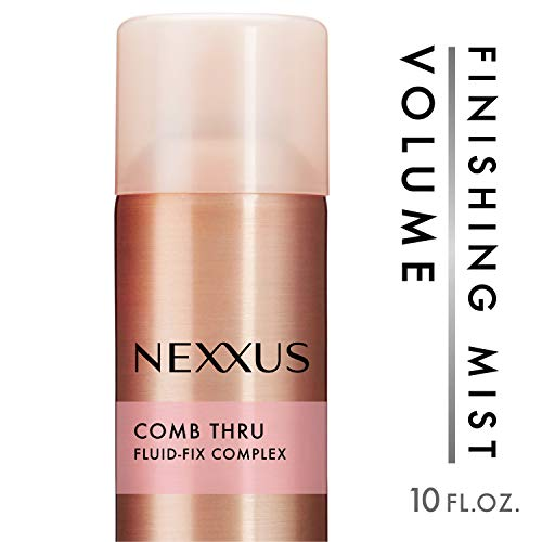 Nexxus Comb Thru Natural Hold Design And Finishing Mist - 10 oz