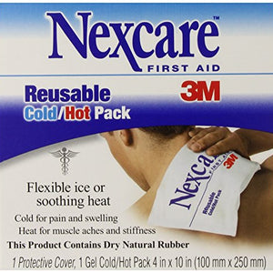Nexcare Cold and Hot Pack, Reusable - 1 ea.