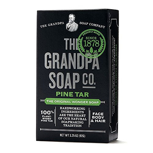 Grandpa's, Wonder Pine Tar Soap - 3.25 oz.