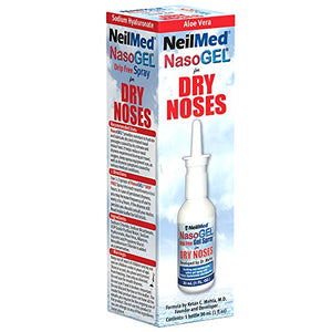 Neilmed Nasogel Drip Free Gel Spray - 1 OZ