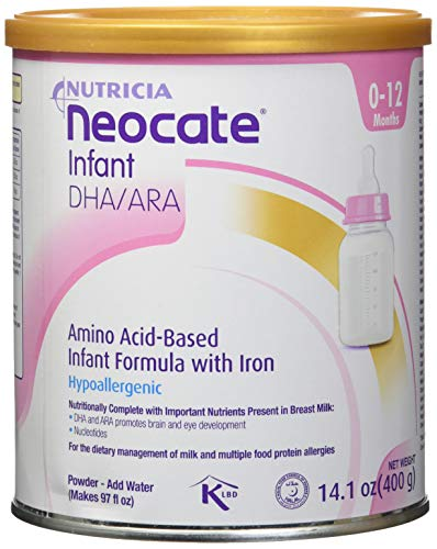 Neocate infant formula powder with DHA and ARA   -   400 gm