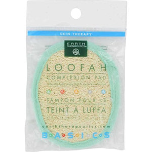 Earth Therapeutics - Loofah Complexion Pad - 1 Pad(s).