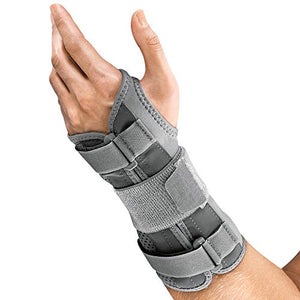 Futuro Deluxe Wrist Stabilizer, Left Hand, Size: 7.5 - 9 inches, large or x-large - 1 ea