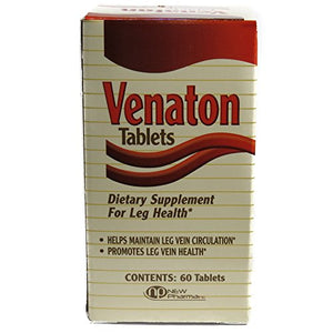 Venaton Tablets Dietary Supplement For Leg Health - 60 ea