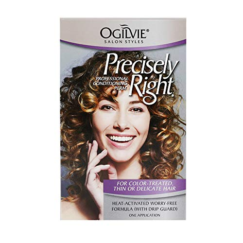 Ogilvie Precisely Right Color-Treated Perm Kit - 1 ea
