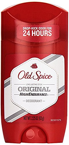 Old Spice High Endurance Deodorant, Original Scents - 2.25 OZ