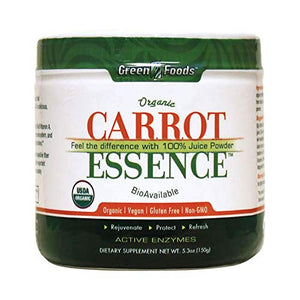 Green Foods Corporation Carrot Essence - 5.3 oz.