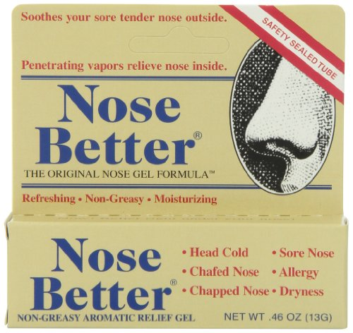 Oakhurst Co.Nose Better non-greasy aromatic relief gel - 0.46 oz