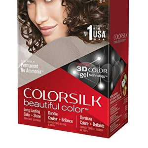 Revlon Beautiful Permanent Hair Color, 30 Dark Brown - 1 ea.