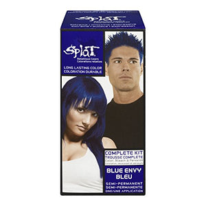 Splat Complete Hair Color Kit, Blue Envy - 1 ea