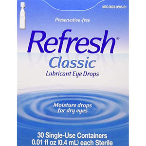 Refresh Eye Drops Individual Dose - 30 ea